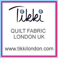 Finish Along Sponsor Highlight – Tikki London