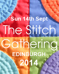 Stitch Gathering 2014 – Workshops Announced