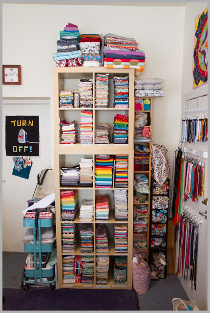 Organising Your Sewing Supplies – Part 4