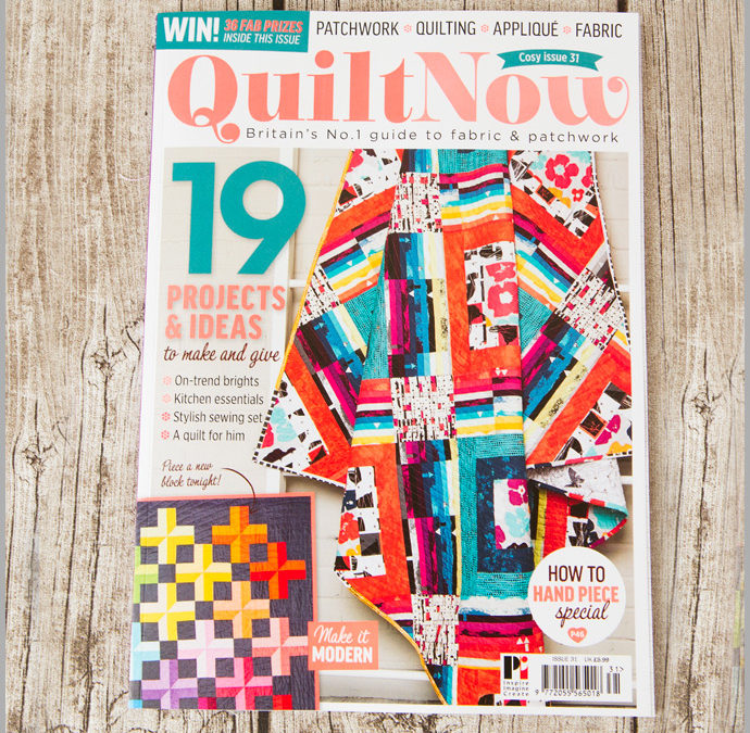 Quilt Now Issue 31