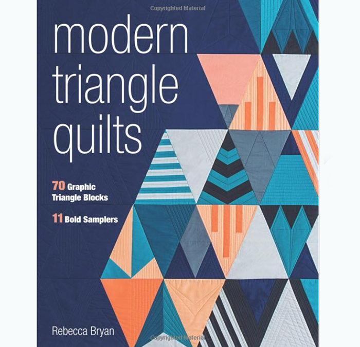 Book Review – Modern Triangle Quilts