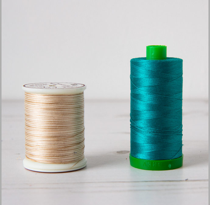 The Importance Of How Thread Is Wound, Especially With Vintage Sewing Machines – Sewing Basics