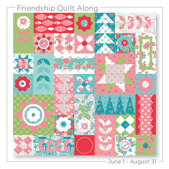 Friendship Quilt Along