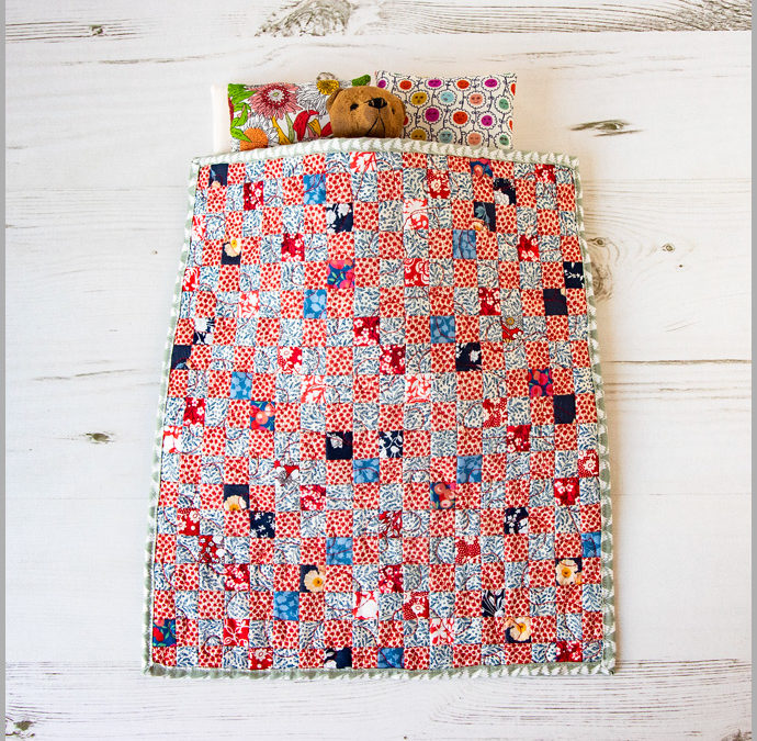 Vlieseline Quilter's Grid Review