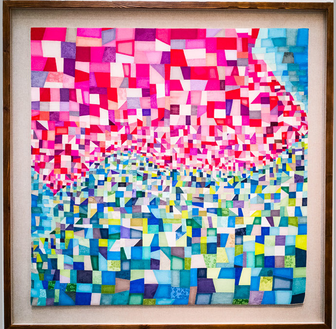 Festival Of Quilts – Special Exhibitions Part 1 – Very Long