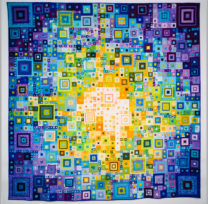 Festival Of Quilts – The Competition Quilts – Very Long
